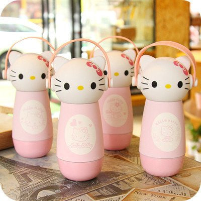 [Hello Kitty] Cute Pink Drink Bottle HF00360