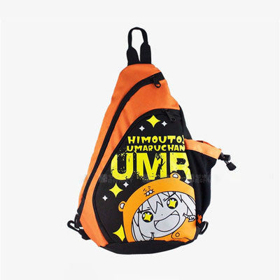 [Himouto! Umaru-chan] Anime Sports Messenger Bag HF00988