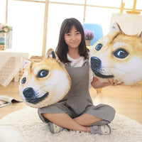 [Shiba Inu] Cute Dog Sofa Bed Cotton Plush Pillow HF00862