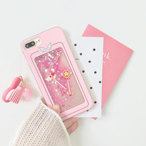[Cardcaptor Sakura] Kro Card iPhone Phone Case HF00855