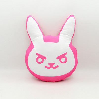 [Overwatch] D.VA Bunny Plush Pillow HF00769