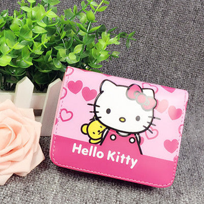 219266c7d362 Hello Kitty  Cute Cartoon Small Pink Purse Ver. 2 HF00722