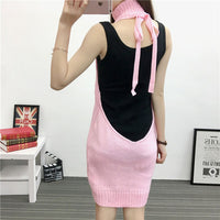Japanese Sexy Virgin Killer Sweater (various colors) HF00658