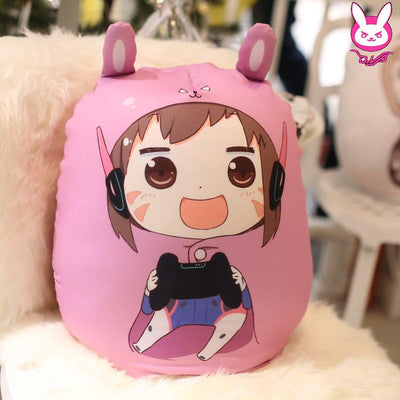 [Overwatch] D.VA DVA Bunny Gaming Pillow HF00197