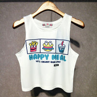 Cartoon Printed Tops Ver.2 (various styles) HF00651