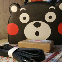 [Kumamon] Cartoon Face Shoulder and Hand Bag HF00152
