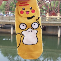 [Pokemon] Cute Cartoon Socks (variuos characters) HF00371