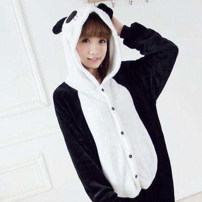 Cute Panda Cartoon Onesie HF00313