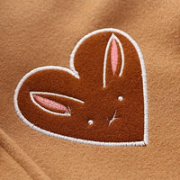 Sweet Bunny Japanese Style Winter Coat HF00026