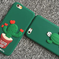 Sunny Day Cactus iPhone Phone Case HF00070