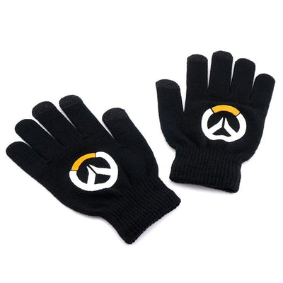 [Overwatch] Logo Warm Winter Gloves HF00119