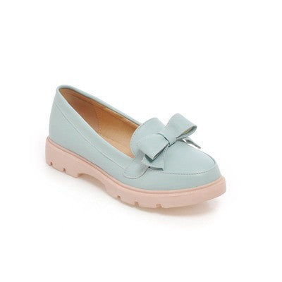Sweet Casual Bow Shoes (various colors) HF00490