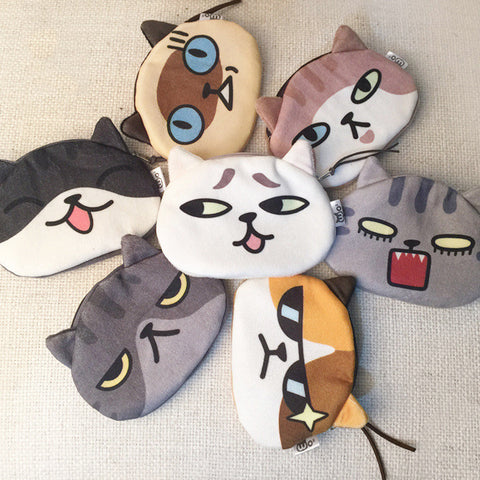 Kitty Cat Small Pouch Purse (various styles) HF00683