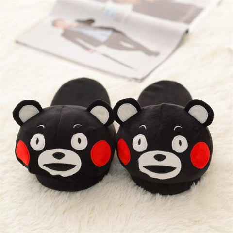 [Kumamon] Cute Open Slippers HF00789