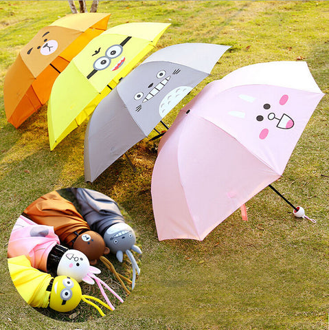 Cute Cartoon Umbrellas (various colors) HF00486