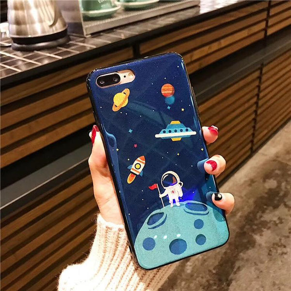 Space Planets iPhone Phone Case HF00077