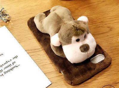 Cute Cartoon Plush Animal iPHone Phone Cases (various styles) HF00389