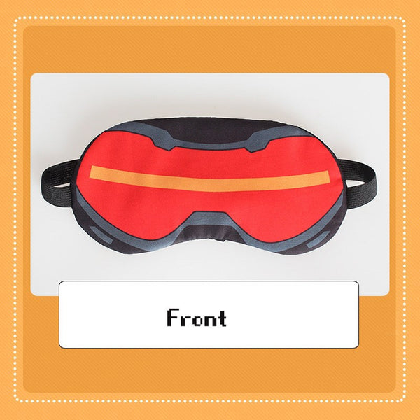 [Overwatch]  Cooling Gel Sleep Goggles Mask (various characters) HF00366
