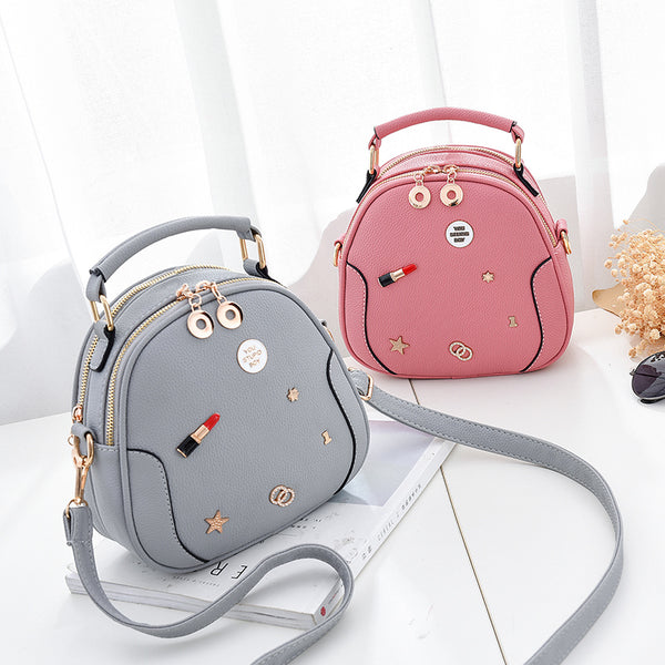 Korean Style Wild Fashion Handbag HF00555