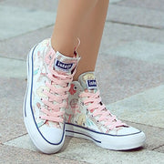 Paris Prints Canvas Shoes Ver.2 HF00355