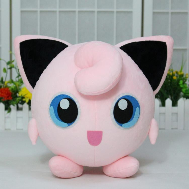 [Pokemon] Cute Jigglypuff Plush Doll HF00163