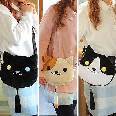[Neko Atsume] Hanging Tail Small Shoulder Bags (various styles) HF00549