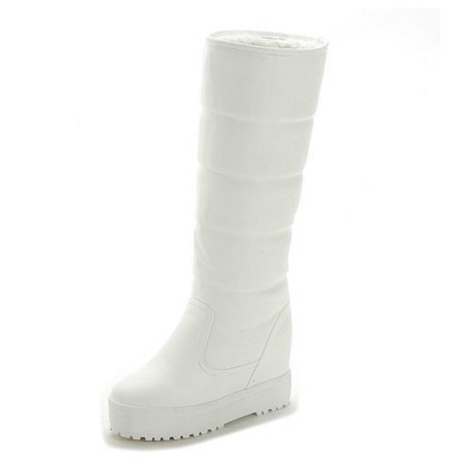 Winter Thick Snow Boots (white and black) HF00485