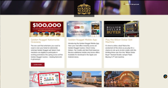 Golden Nugget Hotels started using SiteAttention on Episerver!