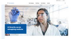 Novartis just started using our SEO tool on Episerver!