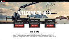 Hiab has just become our new customer on Episerver!