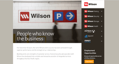 Wilson Group just became our customer on Episerver!