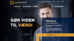 Cphbusiness has just become our customer on Umbraco!