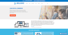 Brilliance Business Solutions has just become our customer on Episerver!