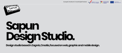 Sapun Design Studio uses SiteAttention on WordPress!