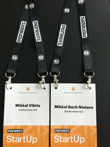 Pioneers badges