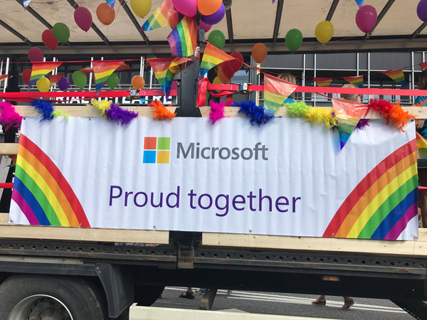 Microsoft at pride