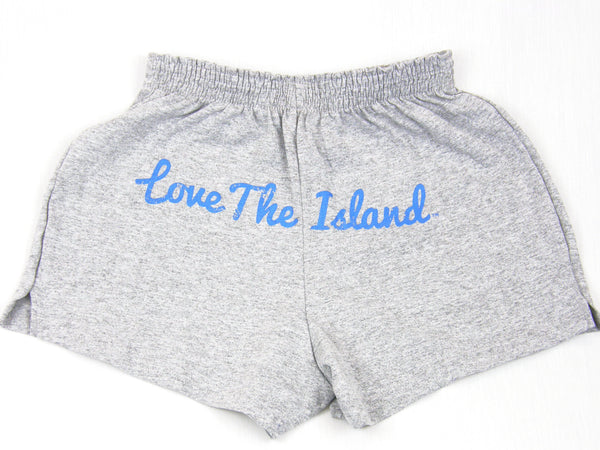 Shorts - Ladies: Athletic Trim Fit Jersey - Love The Island