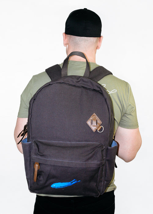 Long Island, Love The Island Alternate Apparel Backpack