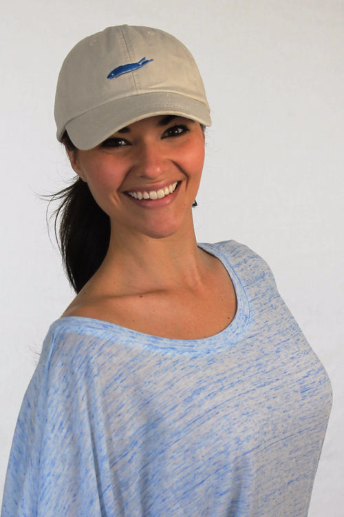 long island hat - classic cap - ivory - love the island