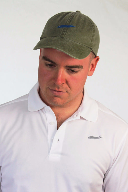 long island hat - classic cap - cactus green - love the island -
