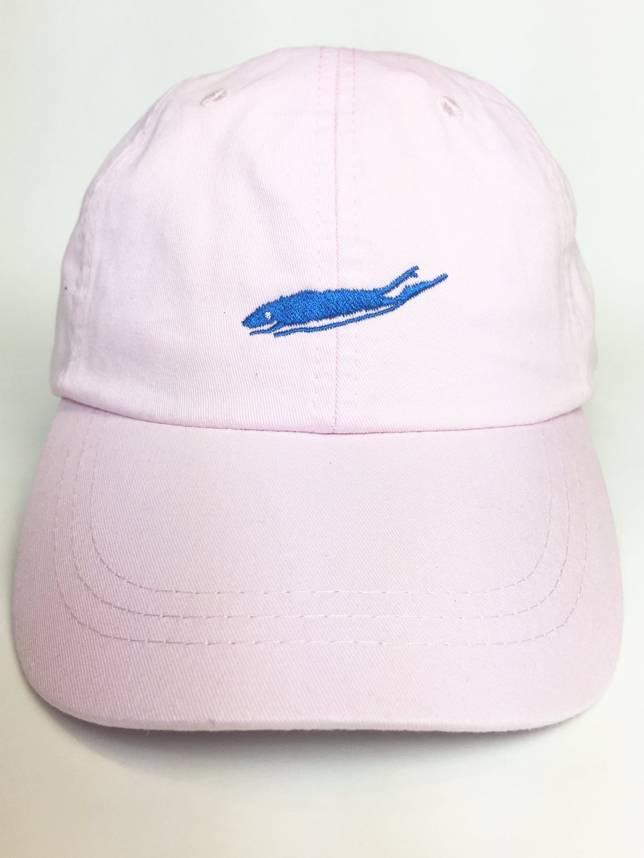 Hats: Classic Cap - Pale Pink - Love The Island