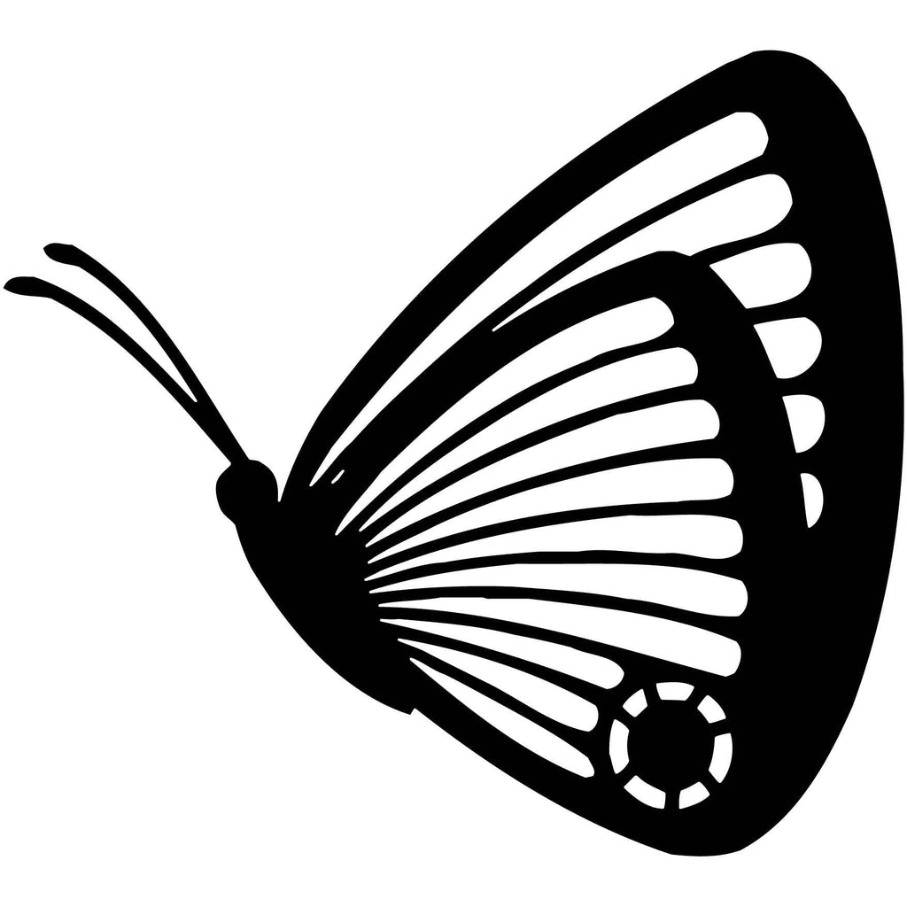 Butterfly Ornaments Decor-DXF files Cut Ready CNC Designs-dxfforcnc.com