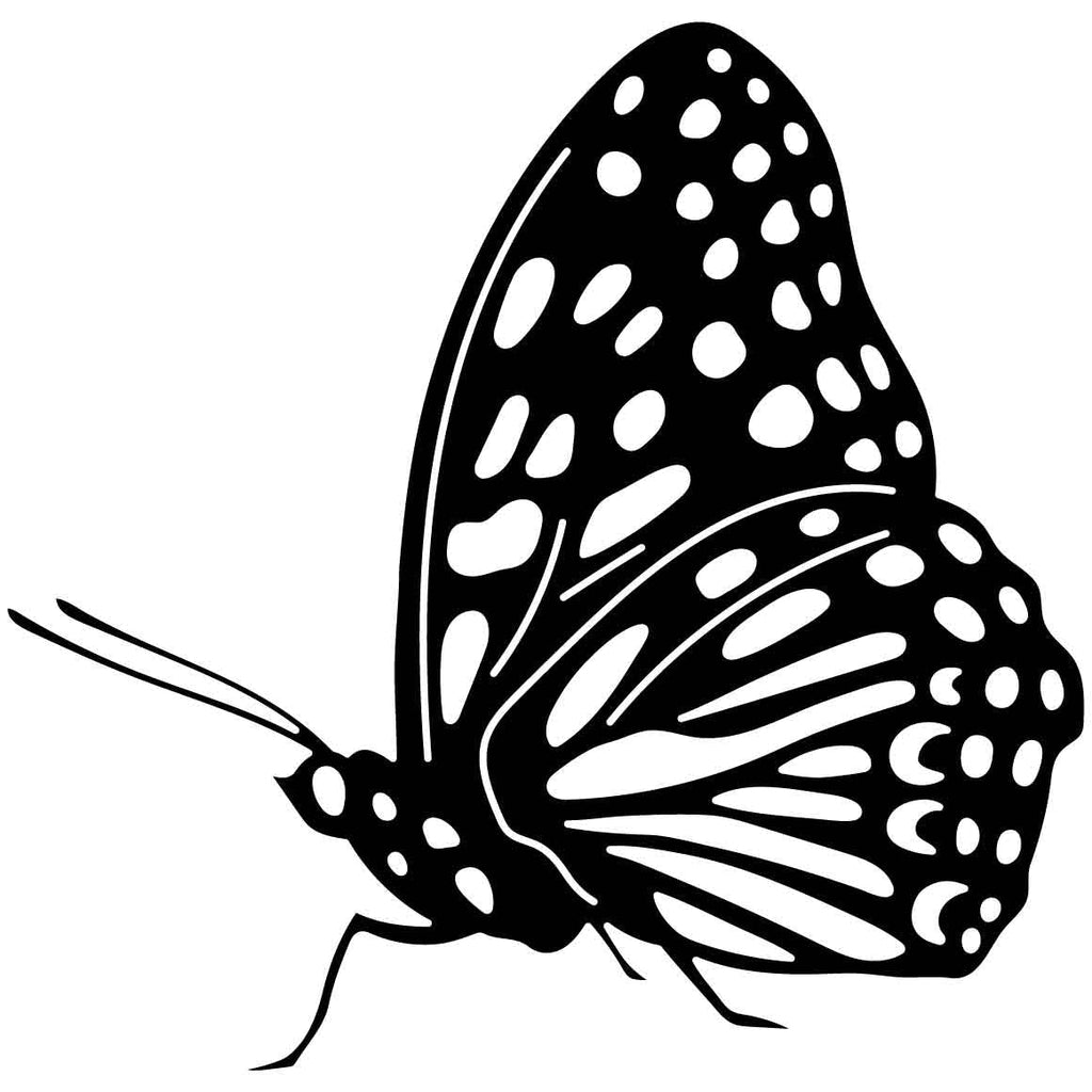Butterfly Ornaments Decor Free-DXF files cut ready for CNC-DXFforCNC.com