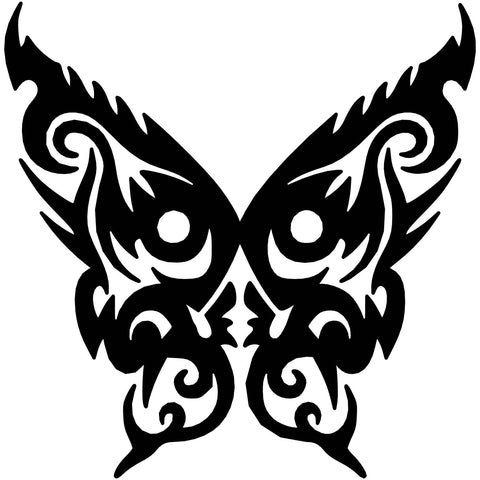 Butterfly Ornaments Decor - Free DXF files Cut Ready CNC Designs