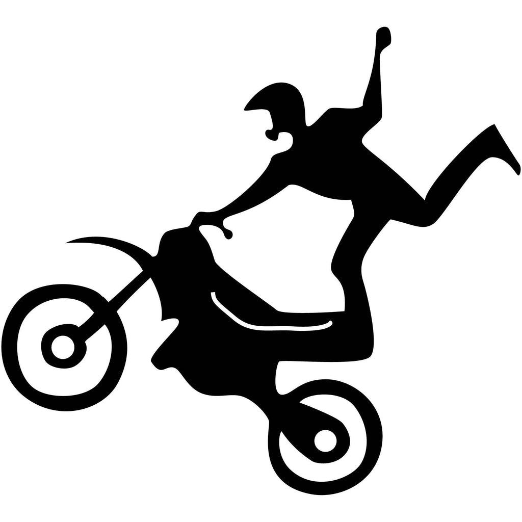 Motorcycle and Chopper Bike-Free DXF files Cut Ready CNC Designs-dxfforcnc.com
