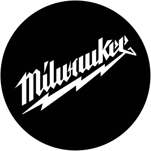 Milwaukee Sign-DXF files cut ready for cnc machines-dxfforcnc.com