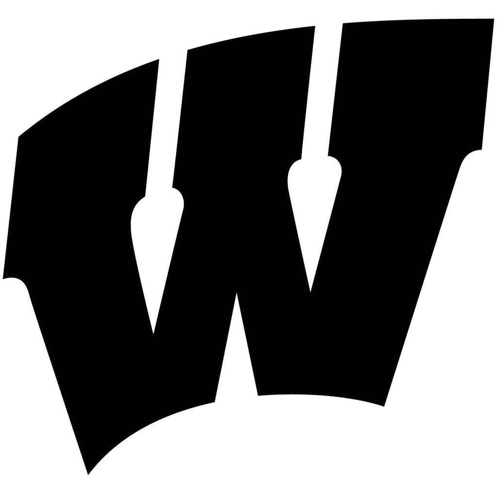 The Wisconsin Badger W.