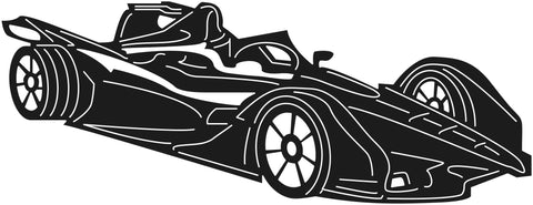 Race Cars Formula 1-DXF files Cut Ready for CNC-DXFforCNC.com