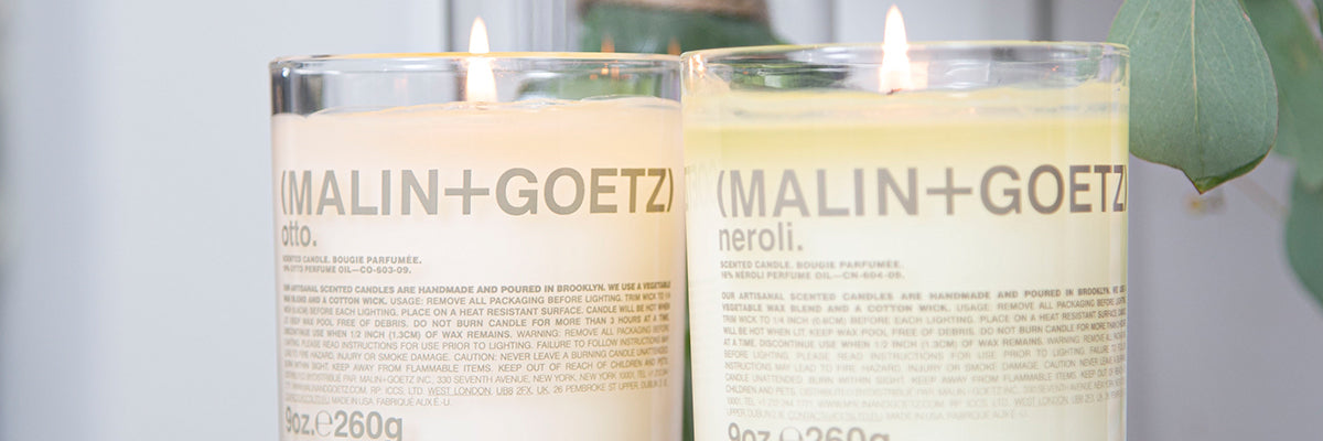 (MALIN+GOETZ) Candles