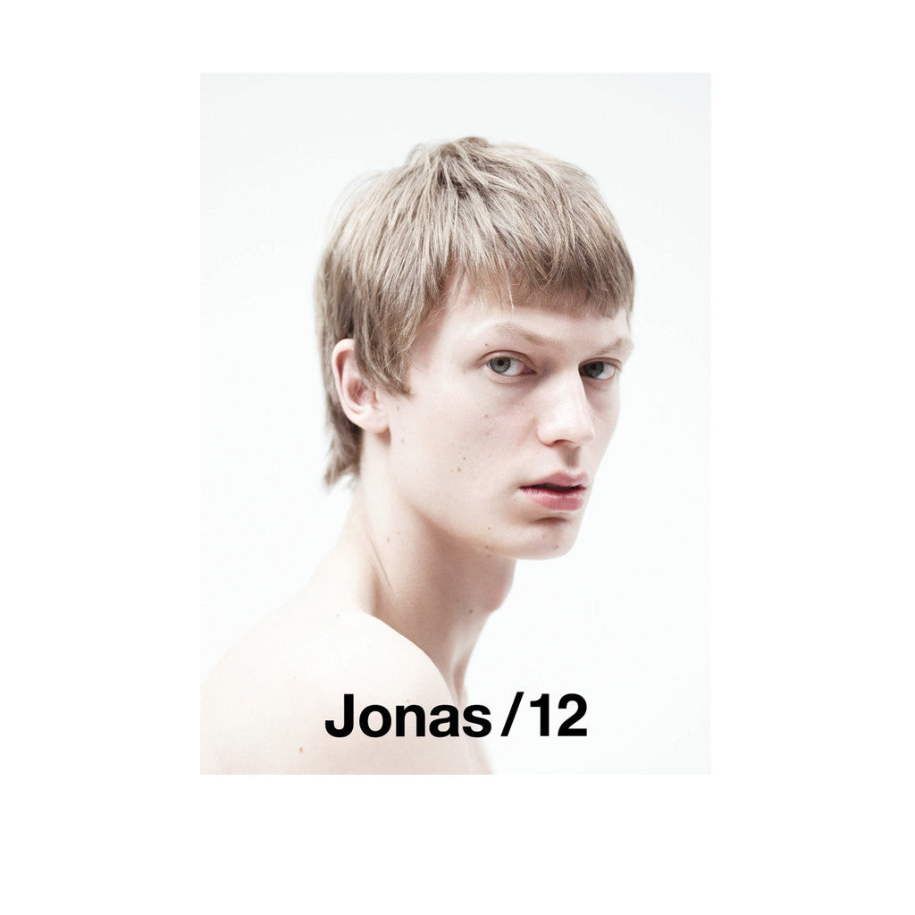 IDEA Books Willy Vanderperre /12 Jonas